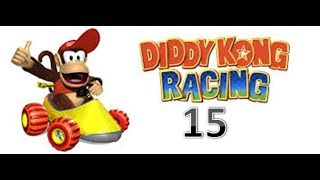 Diddy Kong Racing #15 Trophy Race 4