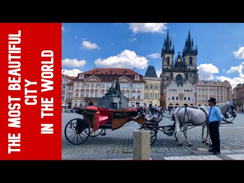The Most Beautiful City in the World | Prague, Czech Republic