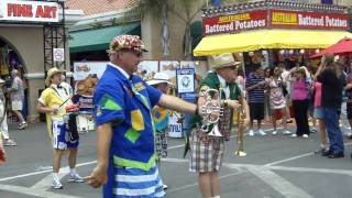 San Diego County Fair: Sidewalk Stompers2