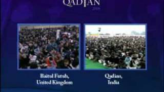 Jalsa Salana Qadian 2009: Concluding Address - Part 2 (Urdu)