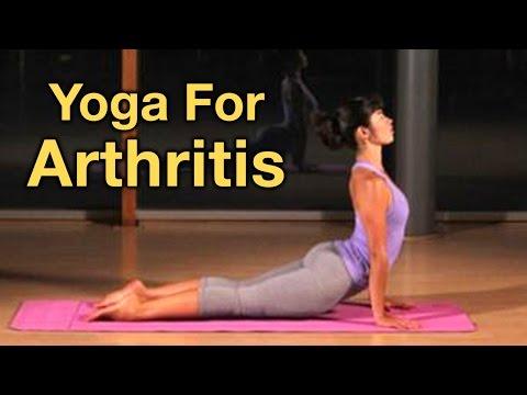Yoga For Arthritis - The Various Yoga Asanas For Arthritis - Yoga For Beginners