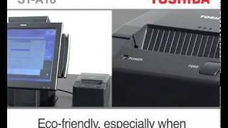 Toshiba pos willpos a10 designed to perfection