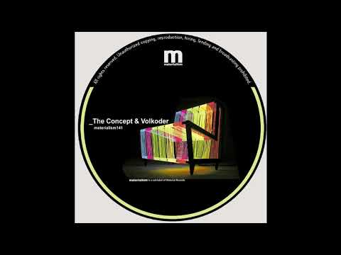 The Concept - The Room (MATERIALISM141)