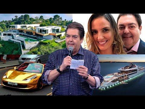 CASA E LUXOS EXAGERADOS DE FAUSTÃO