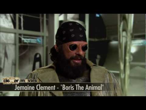 Jemaine Clement 'Men In Black 3'