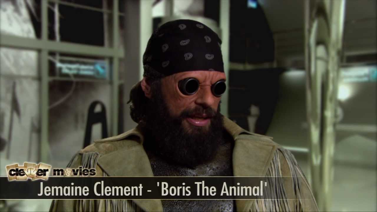 Men In Black 3 Boris Kiss