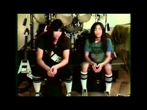 Death Angel - 1987 13:37 min promo