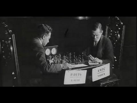 Febre do Xadrez [Chess Fever / Shakhmatnaya Goryachka] - Filme Completo (legendado) - Curta Metragem
