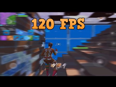 120FPS Vs. 60FPS Vs. 30FPS Vs. 20FPS (Fortnite Mobile)