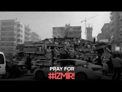 زلزال ازمير- تركيا الأن