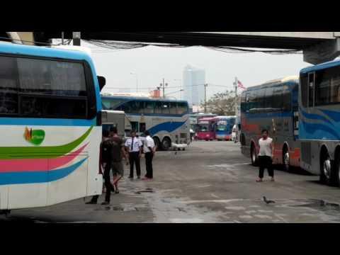 Северный Автовокзал Бангкока -  Глобальная Волна - The Global Wave