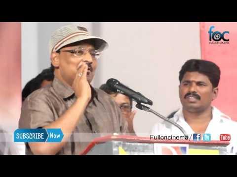 """Ilaiyaraaja couldn't sing """"Vilakku vacha nerathula"""" song in the begining - Bhagyaraj"""