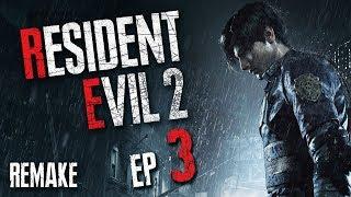 NIE POWINNO MNIE TU BYĆ || Resident Evil 2 [#3]