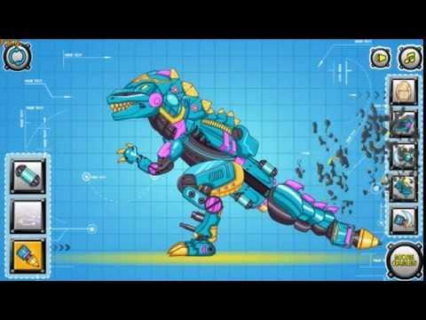 Mechanical King Kong (Собирать роботов Кинг Конг) - прохождение игры