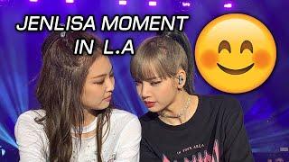 Jenlisa Moments In L.A - [ Lowkey - Niki ]
