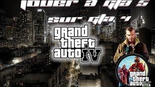 Jouer à GTA 5 dans GTA 4 - Gameplay