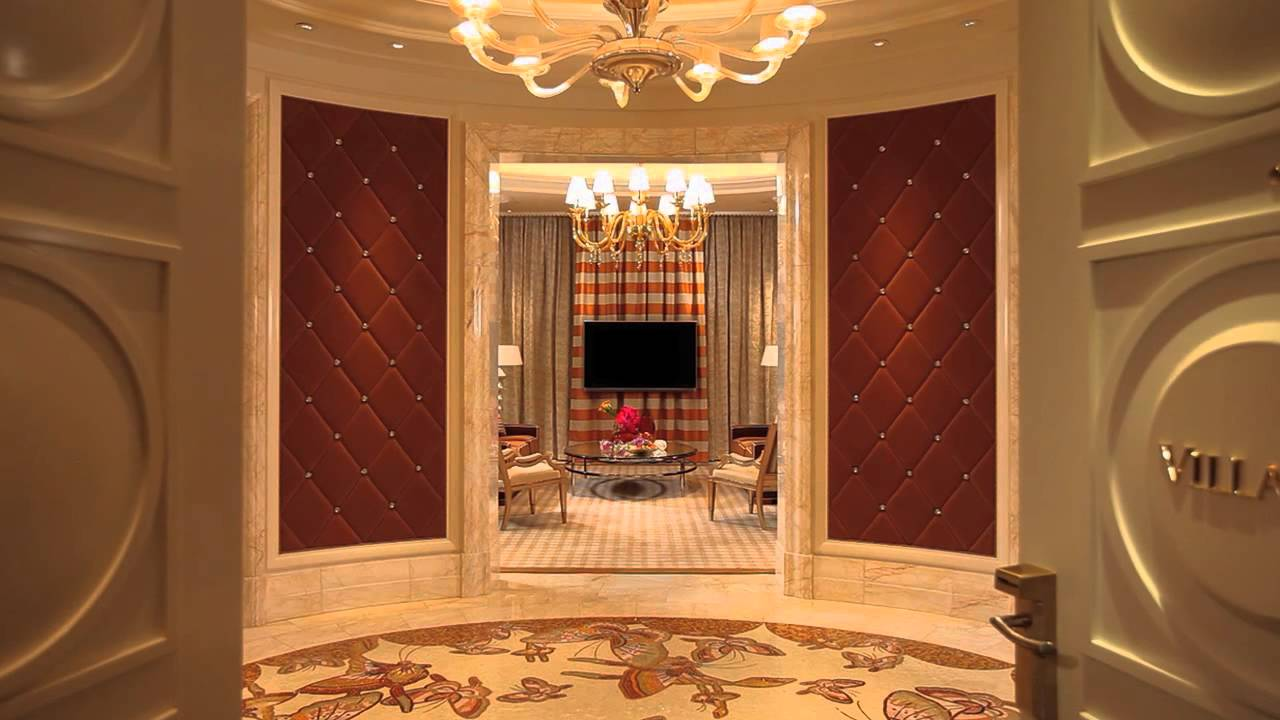 Villa In Encore Tower At Wynn Macau Youtube