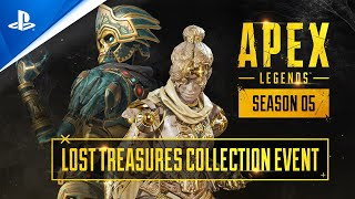 Apex Legends - Lost Treasures Collection Event Trailer | PS4