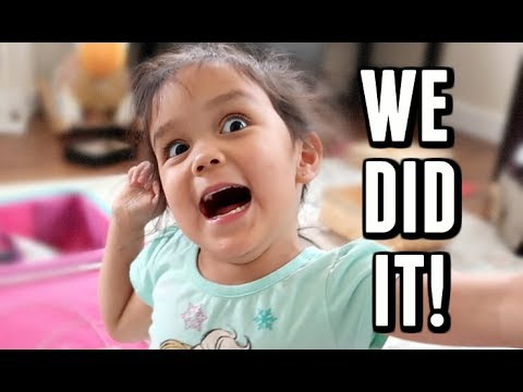 WE FINALLY DID IT! -  ItsJudysLife Vlogs