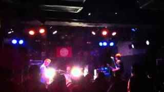 2012年3月30日 熊谷HEAVEN'S ROCKで高校卒業記念ライブ。