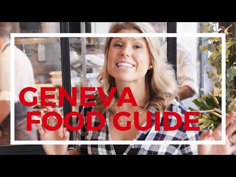 Food Guide of Geneva