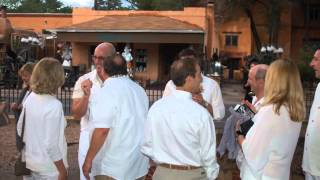Quick Video montage of Greg and James' Wedding in Santa Fe