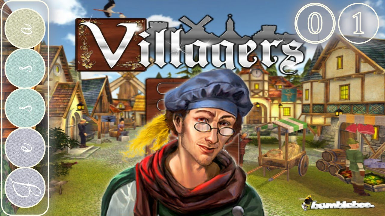 Villagers let 39 s play gameplay the town of jessavile for Online games similar to sims