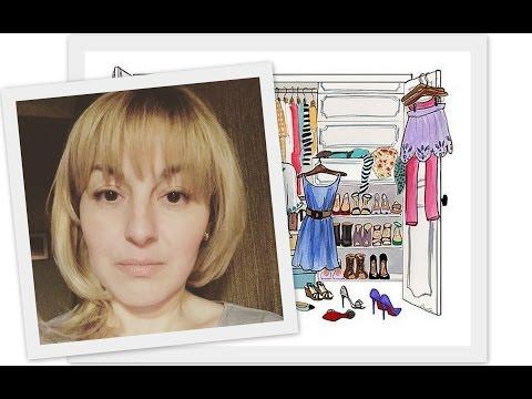 гардеробная для мамы и дочки