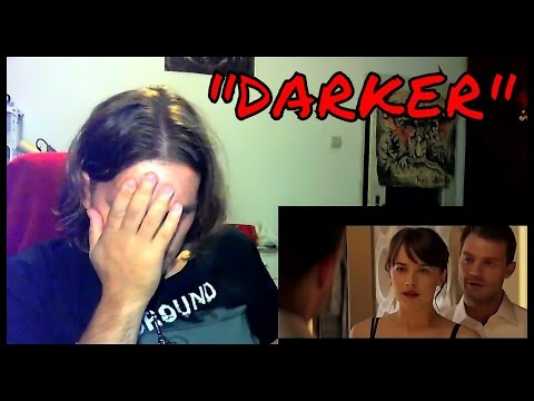 Fifty Shades Darker Official Trailer 1 (2017) - Reaction and Review