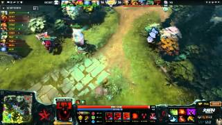 Легендарные Матчи из Dota 2 №1: VG vs Secret  Legendary matches of Dota 2 #1: VG vs Secret.(Команды  Teams: Secret, Vici Gaming(VG). ▻Чемпионат  Competition: Dota Asia Championship(DAC). ▻Комментаторы  Commentators: Виталий ..., 2015-02-26T17:15:55.000Z)