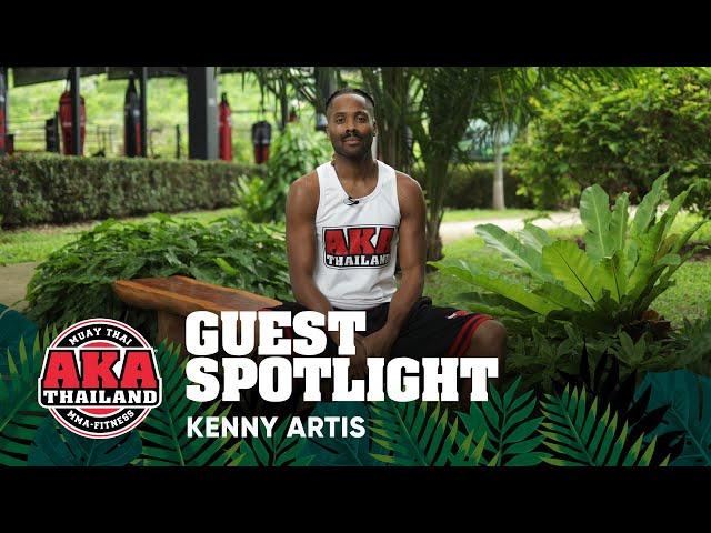 AKA Thailand Guest Spotlight - Kenny Artis