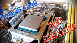 тест I5 4440 в играх