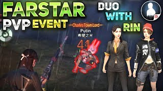 FARSTAR PVP EVENT, DUO WITH RIN #1 - LifeAfter