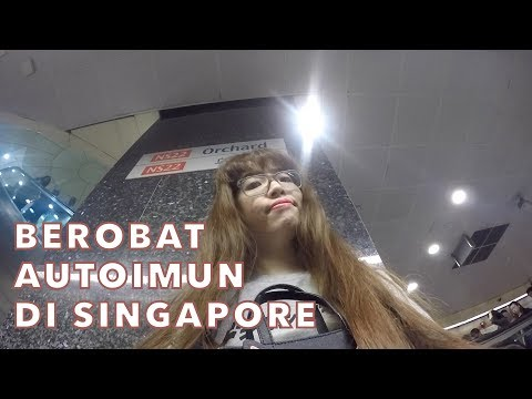 check-up-dokter-autoimun-|-singapore-#vlog-day-02