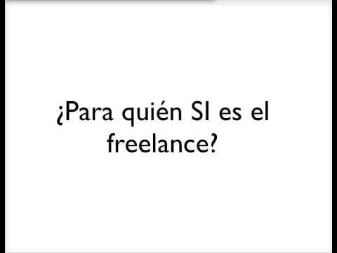 ¿Qué es un freelance?