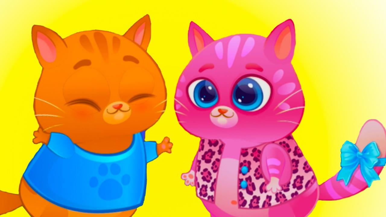 ОДЁЖКИ ДЛЯ КОШЕЧКИ МИСС КЭТИ КОТЕНОК БУБУ #58 МУЛЬТИК котик МАКС И КЕЙТИ ДАНА для детей #ПУРУМЧАТА