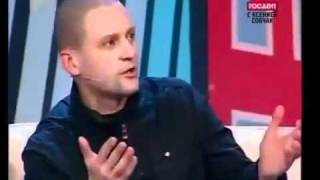 Караулов vs Удальцов