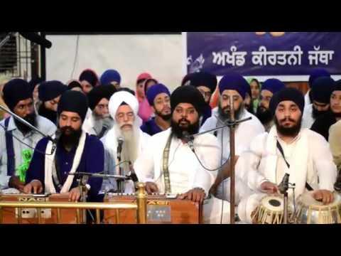 Bhai Anantvir Singh Ji USA Annual AKJ Khanna Samagam Oct2015