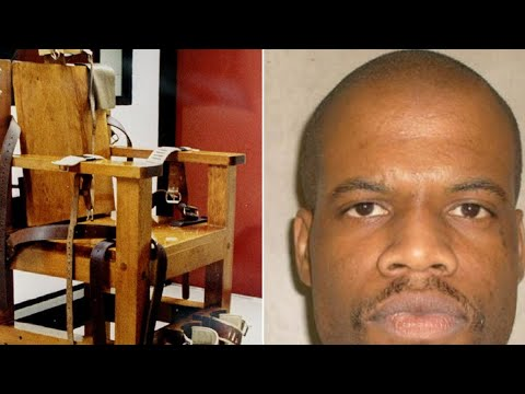electric chair execution gone wrong reclining shower death row caught on camera - youtube