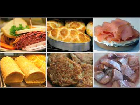 Essen good yiddish food is served youtube for Cuisine yiddish