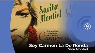 "Sara Montiel - Carmen La De Ronda - Del Film ""Carmen La De Ronda"""