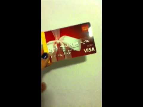 How do I use a visa gift card on amazon? - YouTube