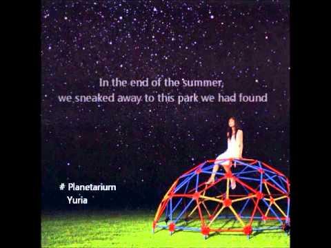 Yuria - Planetarium (Cover With Lyrics) プラネタリウムを歌ってみた Ai Otsuka