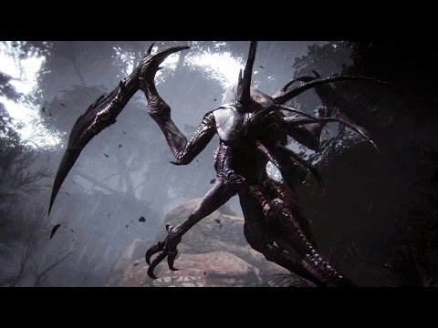 PS4 - Evolve Stalker Trailer