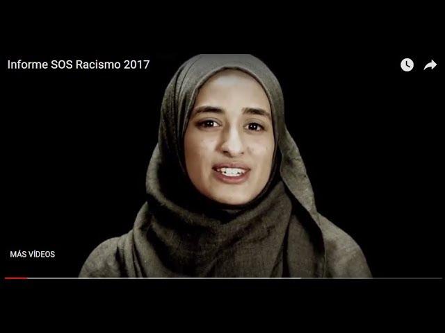 Informe SOS Racismo 2017