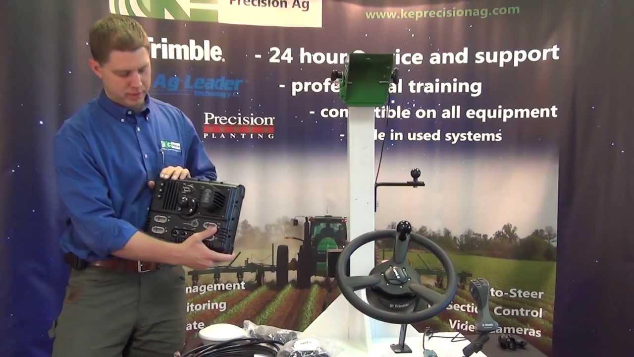 Trimble FMX Display Overview Part 1