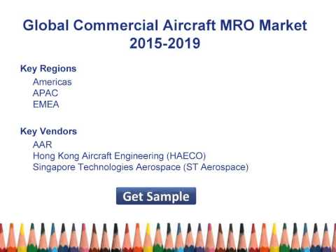 Global Commercial Aircraft MRO Market 2015 Share, Size, Forecast 2019