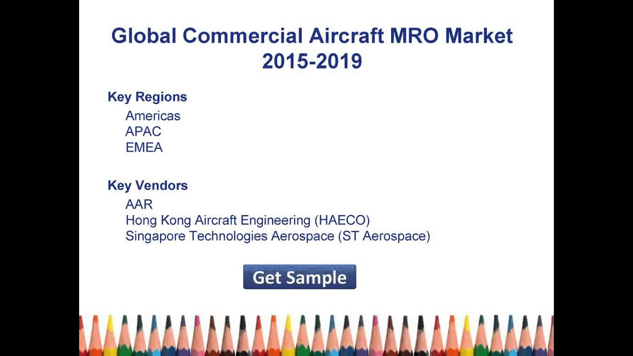 Global commercial aircraft mro market