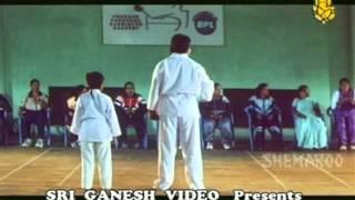 Karate Ladies - Komal Kumar - Kannada Comedy Scenes