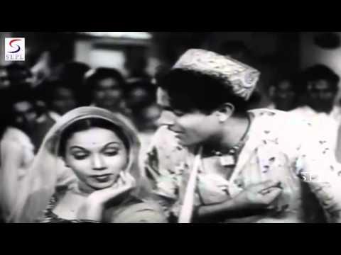 Gori Baanke Nayan Se - Sitara Devi, G M Durrani - AABROO - Sitara, Yakoob, Jagdish